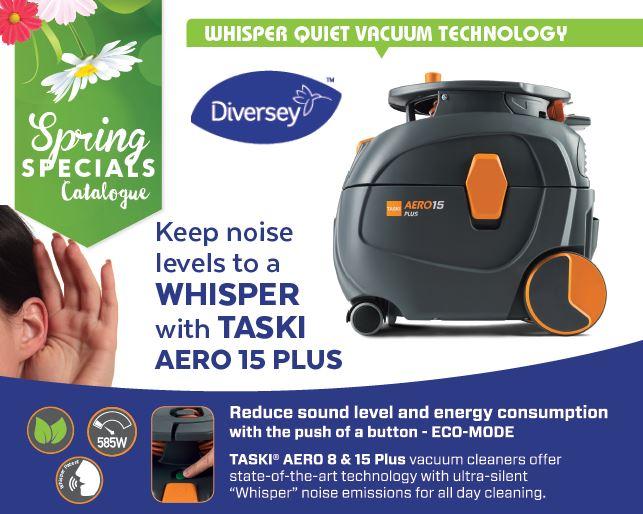 Diversey TASKI AERO 15 Plus Vacuum